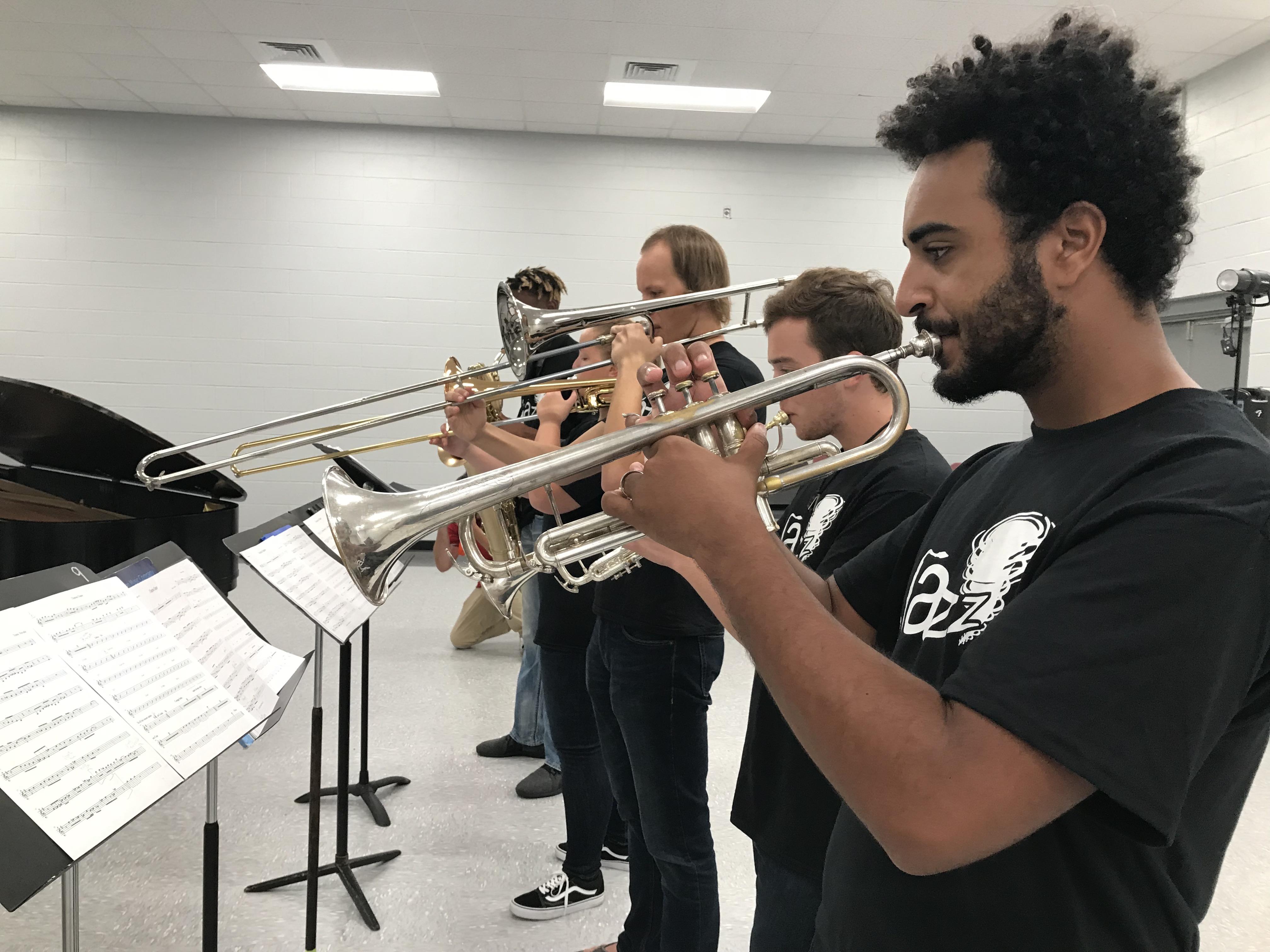 Latin Trumpets